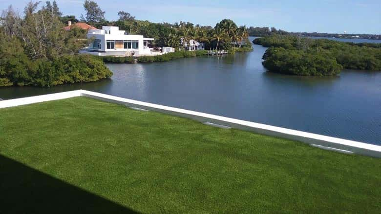 Miami best artificial grass