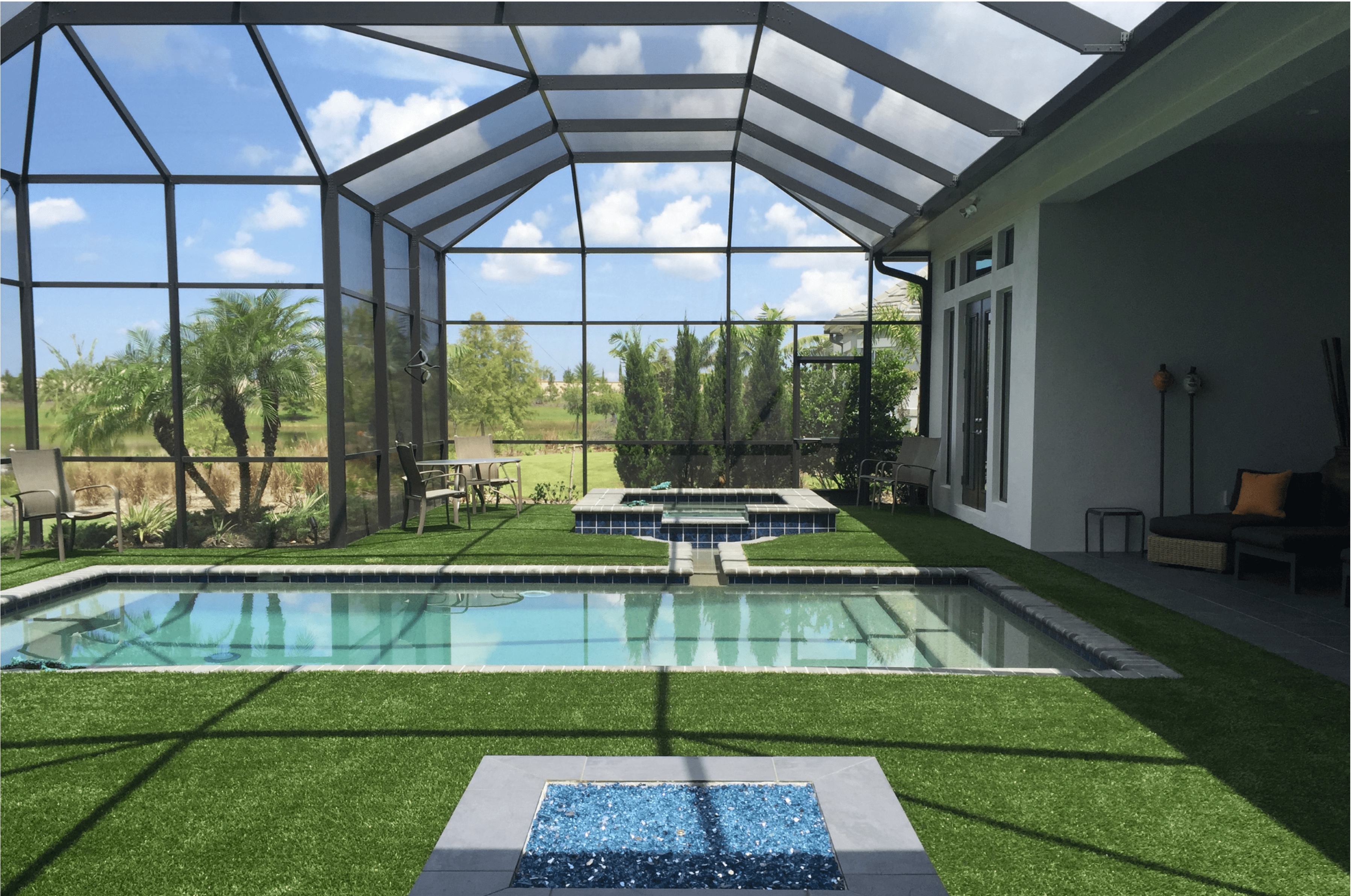 The Benefits of Artificial Pool Turf - Just Like Grass